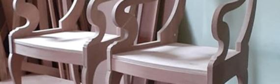 История в стульях